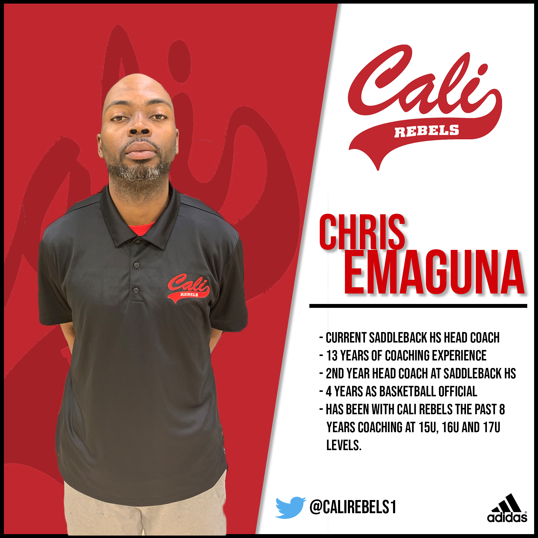 chris emaguna 17u select hc