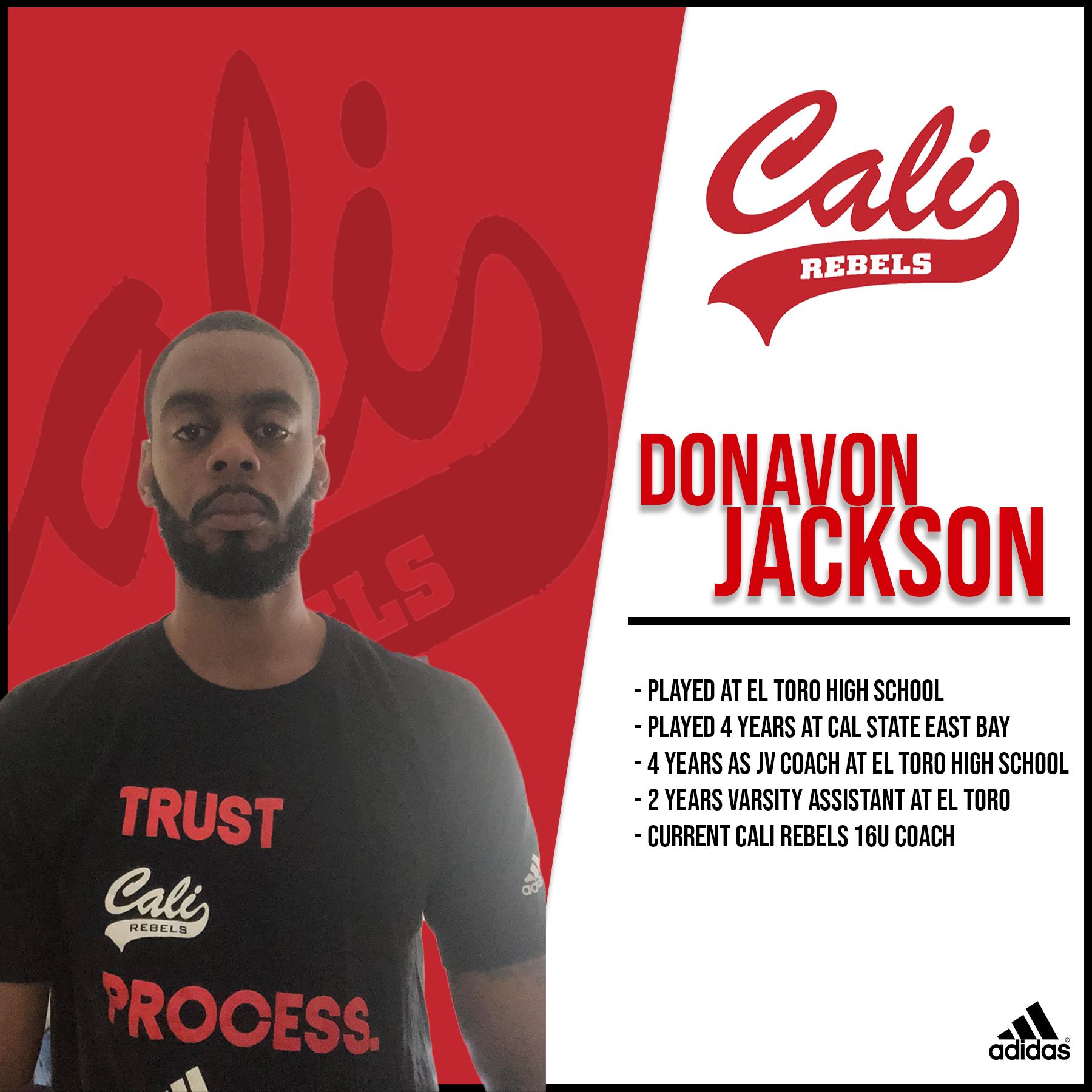 donavon jackson